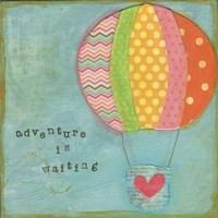 Adventure is Waiting Fine Art Print