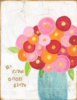He Gives Good Gifts Fine Art Print
