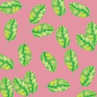 Tropical Pattern Fine Art Print