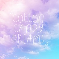 Cotton Candy Dreams Fine Art Print