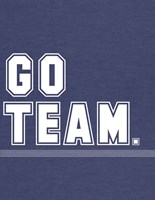 Go Team Fine Art Print