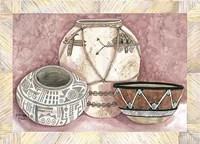 Southwest Pottery Fine Art Print