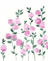 Pink Flowers Fine Art Print