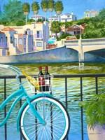Beach Cruisers Fine Art Print