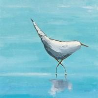 Egret I Bright Fine Art Print