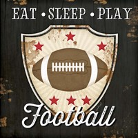 Football I Fine Art Print