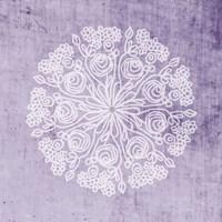 Mandala I Framed Print
