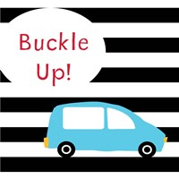 Buckle Up Fine Art Print