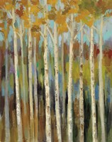 Young Forest I Fine Art Print