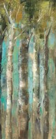 April Birch Forest Panel II Fine Art Print