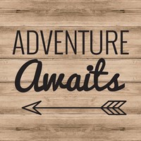 Adventure Awaits Fine Art Print