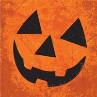 Pumpkin Face Fine Art Print