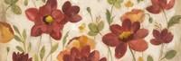 Marsala Fiori II Fine Art Print