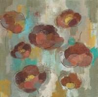 Marsala Blooms II Fine Art Print