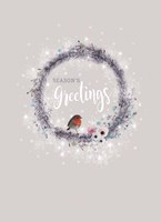 Season's Greetings Fine Art Print