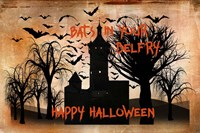 Bats in your Belfry Fine Art Print