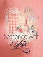 Seasoned with Love Fine Art Print