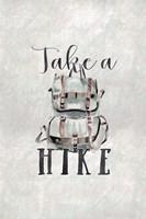 Take a Hike Fine Art Print