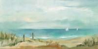 Serenity on the Beach Fine Art Print