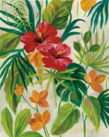Tropical Jewels II Fine Art Print