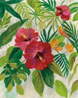 Tropical Jewels I Fine Art Print