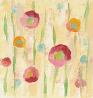 Breezy Floral Element 1 Fine Art Print