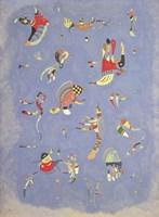Sky Blue, c.1940 Fine Art Print