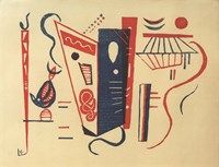 Woodcut for 20th Century, 1939 Fine Art Print