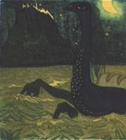 Moonlit Night, 1907 Fine Art Print