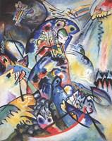 Blue Comb, 1917 Fine Art Print