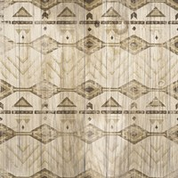 Natural History Lodge Pattern VII Fine Art Print