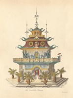 Pavillion Chinois Fine Art Print