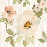 Driftwood Garden VII Fine Art Print