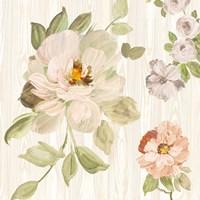 Driftwood Garden VIII Fine Art Print