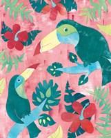 Jungle Jive I Fine Art Print