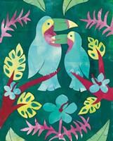 Jungle Jive II Fine Art Print