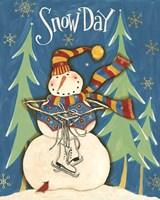 Snowmen Season IV Fine Art Print