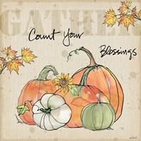 Be Thankful IV Fine Art Print