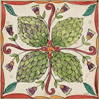 Farmers Feast Tiles III Fine Art Print
