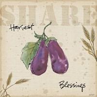 Farmers Feast  Harvest III Fine Art Print