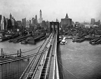 Brooklyn Bridge Fine Art Print