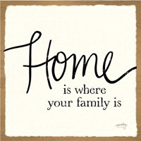Blessings of Home II (Home) Fine Art Print