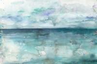Ocean Blues Landscape Fine Art Print