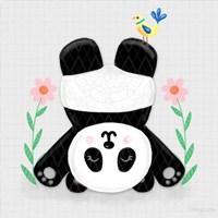 Tumbling Pandas II Fine Art Print