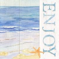 Savor the Sea II Fine Art Print