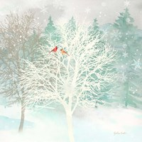 Winter Wonder I Fine Art Print