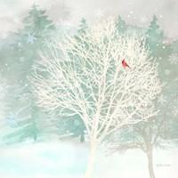 Winter Wonder II Fine Art Print