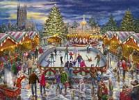 Winter Carnival Fine Art Print