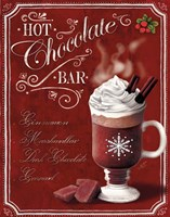 Hot Cocoa Hot Chocolate Fine Art Print