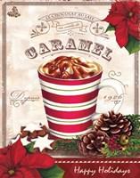Hot Cocoa Caramel Fine Art Print